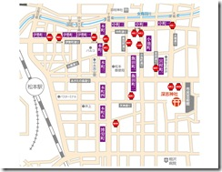 天神祭MAP