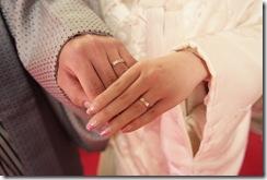 挙式・指輪